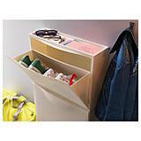 IKEA Тумба для обуви TRONES ( 003.973.07), фото 4
