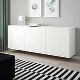 IKEA Шкаф подвесной BESTÅ (593.017.32), фото 2