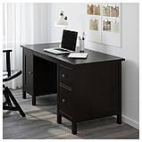 IKEA HEMNES (602.457.21) Письменный стол, голубой, фото 2