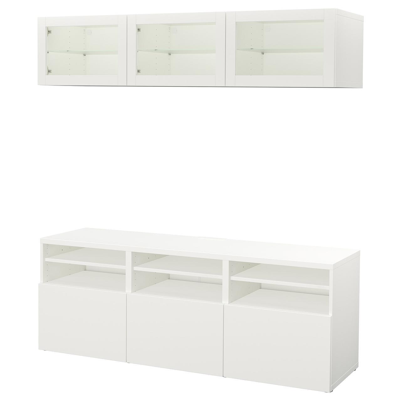 IKEA Комбинация для ТВ BESTÅ ( 991.945.70)