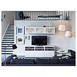 IKEA Комбинация для ТВ BESTÅ ( 991.945.70), фото 3
