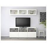 IKEA Комбинация для ТВ BESTÅ ( 991.945.70), фото 9