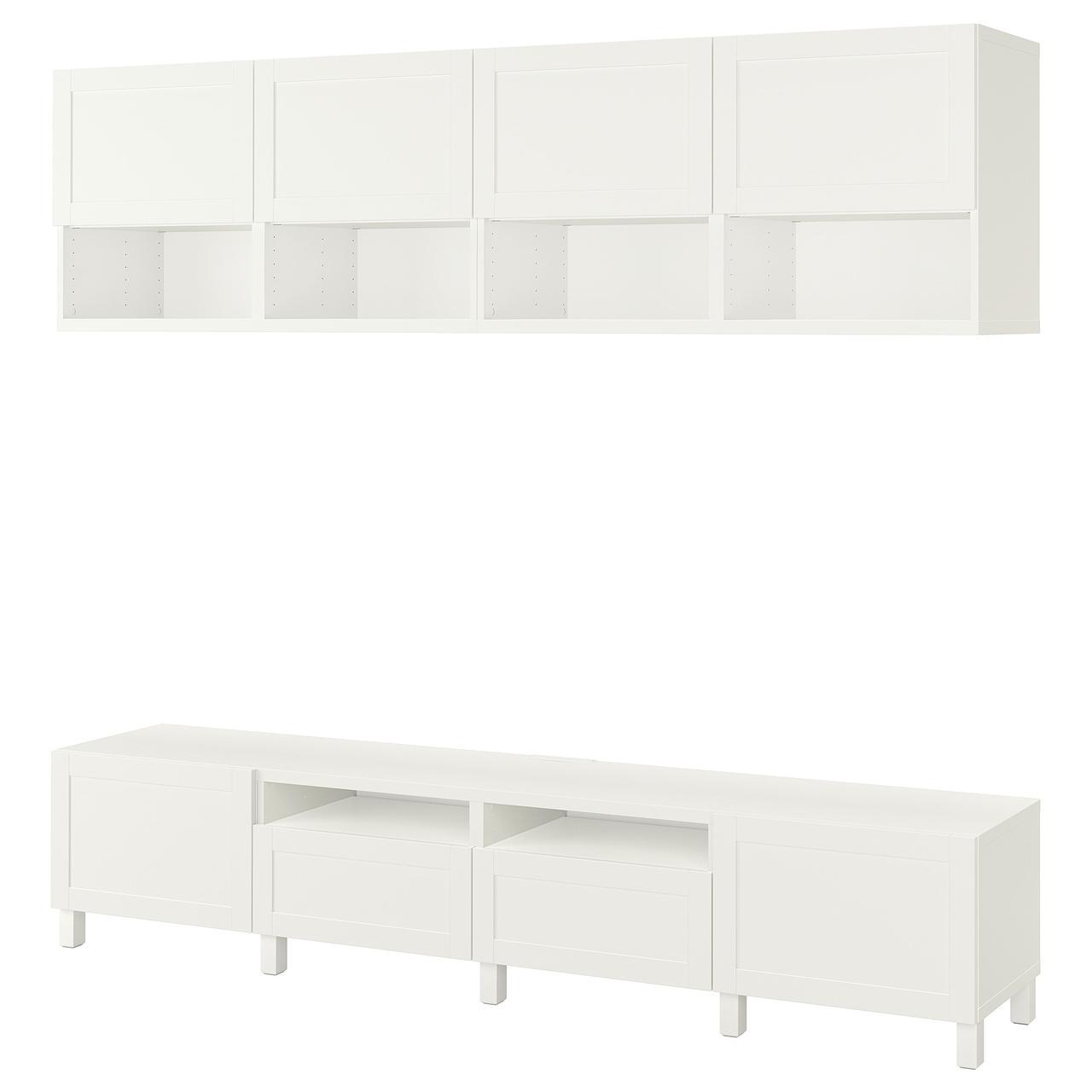 IKEA Комбинация для ТВ BESTÅ (993.029.42)