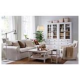 IKEA LOHALS (002.773.95) Коврик тканый плоский, натуральный, фото 4