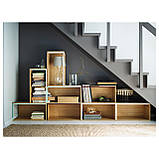 IKEA LOHALS (002.773.95) Коврик тканый плоский, натуральный, фото 5