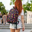 Рюкзак с принтом LIkee, фото 5