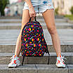 Рюкзак с принтом LIkee, фото 2