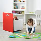 IKEA Стол с отделением для игрушек STUVA / FRITIDS (692.796.22), фото 4