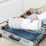 SPANTAD СПАНТАД Вакуумн пак, що скруч, нбр із 2 шт. - світло-синій - IKEA, фото 2