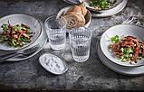GLADELIG ГЛАДЕЛІГ Тарілка - сірий - IKEA, фото 5