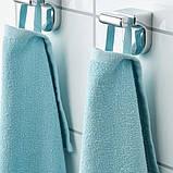 KORNAN КОРНАН Банний рушник  - світло-синій - IKEA, фото 3