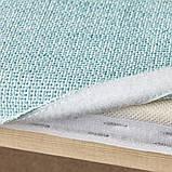 VALLENTUNA ВАЛЛЕНТУНА Модуль кутів 3-місного дивана-ліжка - відділення д/зберігання/ХІЛЛАРЕД світло-, фото 6