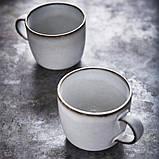GLADELIG ГЛАДЕЛІГ Чашка - сірий - IKEA, фото 5