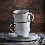 GLADELIG ГЛАДЕЛІГ Чашка - сірий - IKEA, фото 6