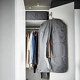 SKUBB СКУББ Сумка для зберігання - темно-сірий - IKEA, фото 3