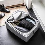 SKUBB СКУББ Сумка для зберігання - темно-сірий - IKEA, фото 4
