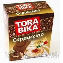 Кофейный напиток Капучино Tora Bika с шоколадной стружкой, 25 гр х 5 шт