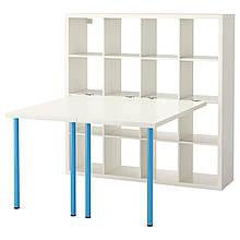 IKEA KALLAX (491.336.16) Письмовий стіл, білий