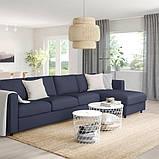 VIMLE ВІМЛЕ 4-місний диван - IKEA, фото 2