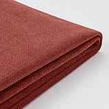 GRÖNLID ГРЕНЛІД 1-місна секція - ЛЬЙУНГЕН світло-червоний - IKEA, фото 2