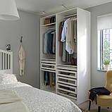 PAX ПАКС Гардероб, комбінація - білий - IKEA, фото 2