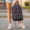 Рюкзак с принтом Tik Tok, фото 4