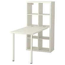 IKEA KALLAX (591.230.61) Письмовий стіл, білий