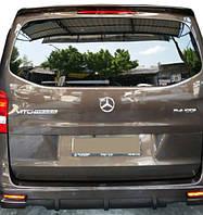 Mercedes Vito / V W447 2014 гг. Спойлер Мерседес Вито (под покраску)