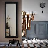 TOFTBYN ТОФТБІН Дзеркало - чорний - IKEA, фото 2