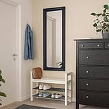 TOFTBYN ТОФТБІН Дзеркало - чорний - IKEA, фото 3
