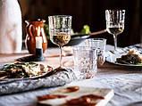 SÄLLSKAPLIG СЕЛЛШАПЛІГ Келих для вина - прозоре скло/із малюнком - IKEA, фото 7