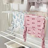 BOAXEL БОАКСЕЛЬ 2 секції - білий - IKEA, фото 4