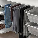 BOAXEL БОАКСЕЛЬ 4 секції - білий - IKEA, фото 4