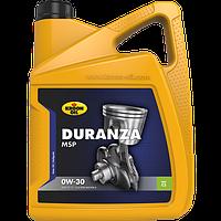 Моторное масло KROON OIL 32383 DURANZA MSP 0W-30 5 литров