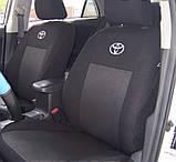 Авточехлы Favorite на Toyota Corolla Verso 2004-2009 универсал,Тойота Королла Версо, фото 5