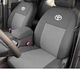 Авточехлы Favorite на Toyota Corolla Verso 2004-2009 универсал,Тойота Королла Версо, фото 6