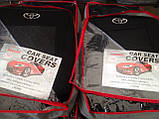 Авточехлы Favorite на Toyota Corolla Verso 2004-2009 универсал,Тойота Королла Версо, фото 2