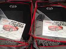 Авточехлы  на Toyota Corolla Verso 2004-2009 универсал,Тойота Королла Версо