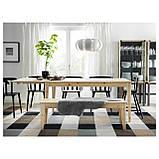 IKEA STOCKHOLM (602.290.33) Коврик тканый плоский, фото 6
