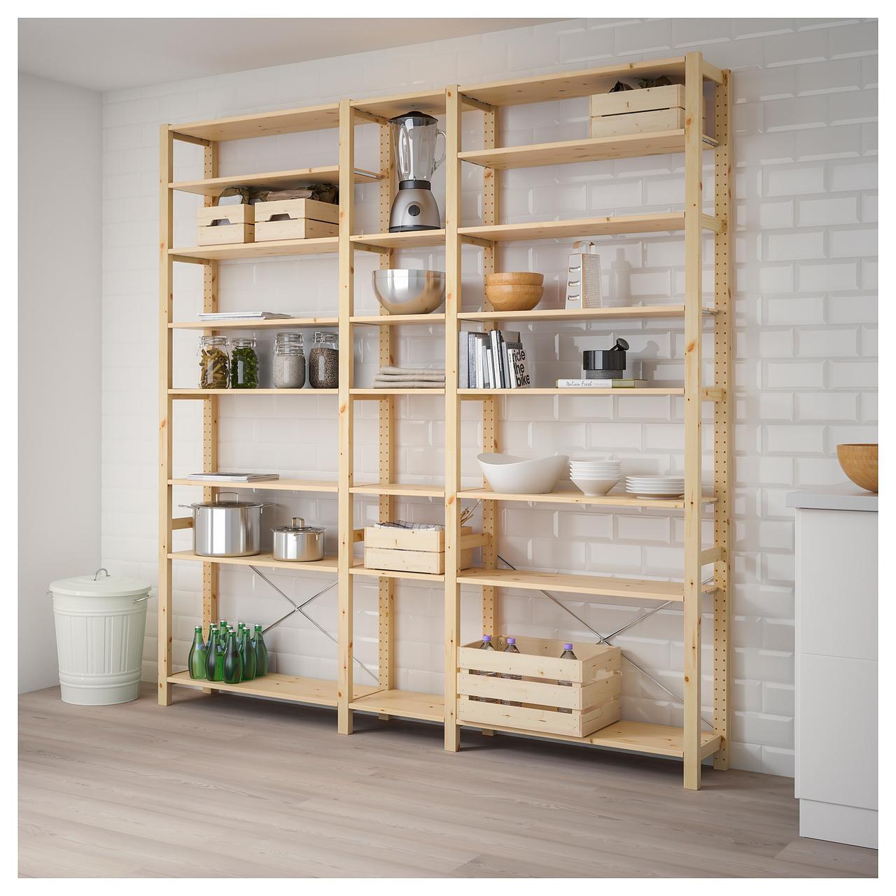 IKEA Стеллаж IVAR (892.483.71)
