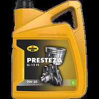 Моторное масло KROON OIL 32524 PRESTEZA LL-12 FE 0W-30 5 литров