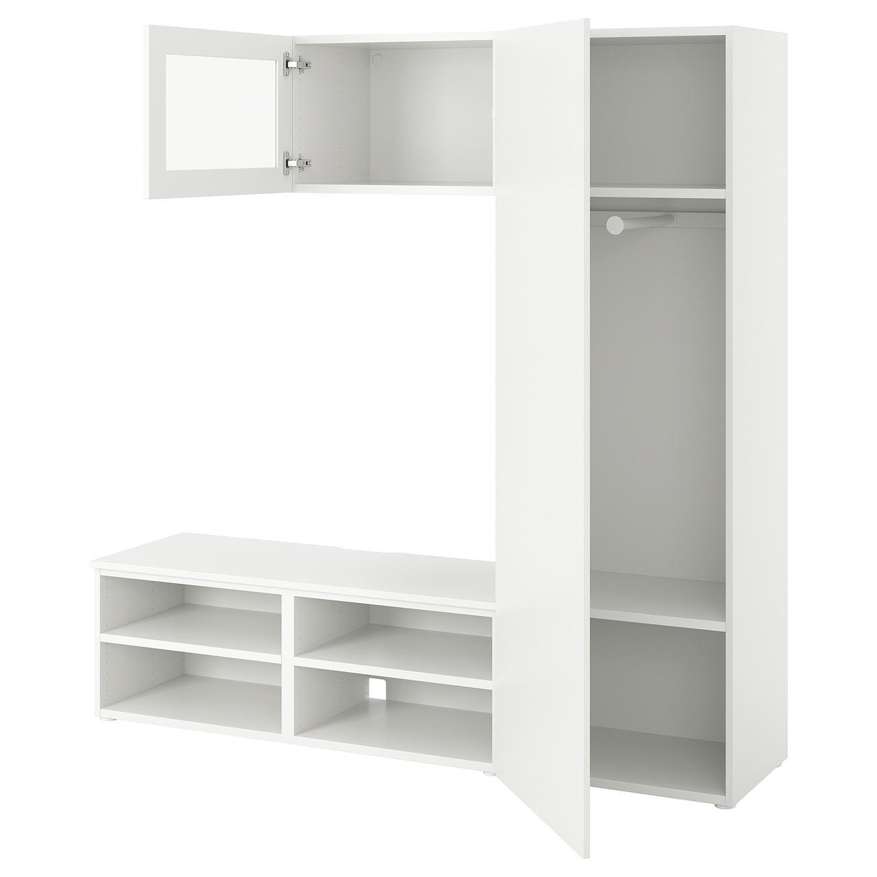 IKEA Модульна вітальня PLATSA (892.913.88)