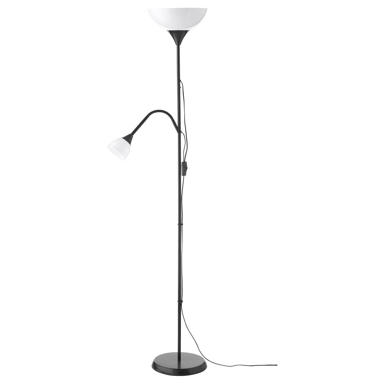 IKEA NOT (603.246.76) Торшер, черная