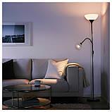 IKEA NOT (603.246.76) Торшер, черная, фото 4