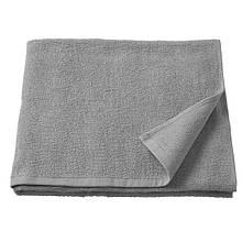 KORNAN КОРНАН Банний рушник  - сірий - IKEA