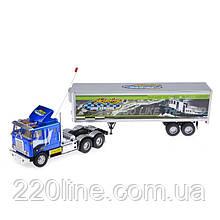 Игрушечный грузовик трейлер IM23