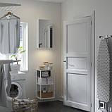 ENHET ЕНХЕТ Навісна комбінація з дзерк дверцят - білий - IKEA, фото 2