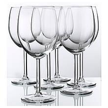 IKEA SVALKA (300.151.23) Бокал для красного вина, прозрачное Бокал