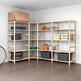 IVAR ІВАР 4 секції/кутовий - IKEA, фото 2