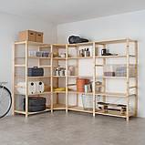 IVAR ІВАР 4 секції/кутовий - IKEA, фото 4